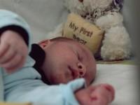 Peti és az ő első macija