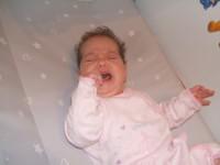 alvás előtti hiszti