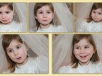 A pityergő menyasszony :)