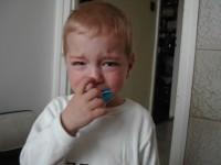 Soma és egy kis hisztis sírás :)