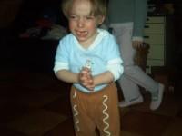 Hiszti 3 évesen