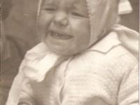 Síró baba régről