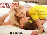 Így készül Tök Kitti:)