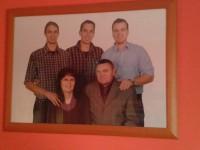 Jancsek család