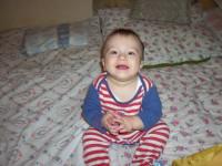9 hónapos kisfiam!!