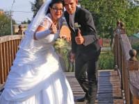A nap, amikor annak a férfinak lettem a felesége, akit 6 és fél éve szeretek