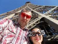 2015 nekünk: Párizs. De szerencsére nem azért...