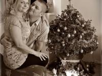 Kedvesemmel minden nap Karácsony....