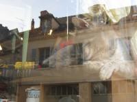 Séta közben . Franciaország- Senlis utcáin