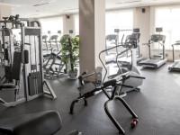 Nudista edzőterem