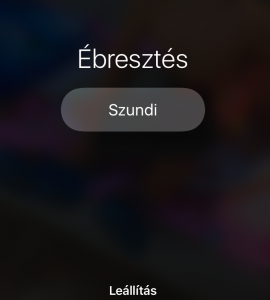 szundi-iPhone