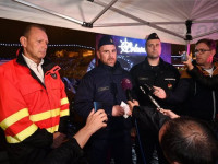 Súlyos hajóbaleset Budapesten