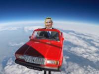 Balázsék csomagja az űrben