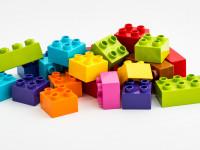 Lego-n járás