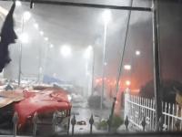 Pusztító vihar Görögországban