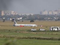 Madarakkal ütközött egy Airbus 321-es repülő