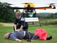 Drónok a mentésben