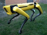 Amerikában robotkutyákat vetnek be