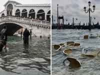 Víz alá került Velence