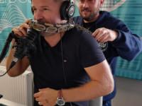 Az angliai Nagy-Manchester megyében egy utas kígyót használt védőmaszknak egy buszon.