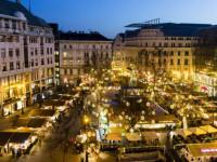 Elmarad az idei Vörösmarty téri karácsonyi vásár.